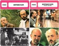 FICHE CINEMA x2 : BERTRAND BLIER - France (Biographie/Filmographie)
