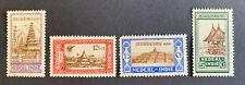 Nederlands Indië 167-170 Jeugdzorg 1930. Ongebruikt, zonder gom.