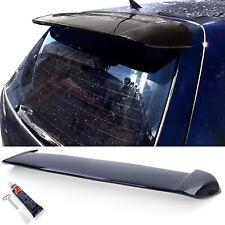 Heckspoiler Dachkantenspoiler Schwarz Glanz für VW Golf 4 1J1 Limousine 97-03