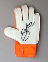 Sander Westerveld Signed Goalkeeper Glove Liverpool Autograph Memorabilia + COA