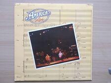 America Live a1 b1 Allen vinyl lp free post