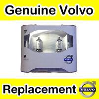 """Genuine Volvo H7 Halogen Headlamp Bulb kit of 2 """"Longlife"""" 12V 55W"""