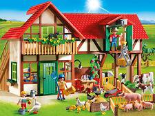 Playmobil - Bauernhof - Großer Bauernhof, Neu, Ovp, 6120