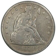 1859-O Seated Liberty Dollar - PCGS GENUINE - Silver Type Coin
