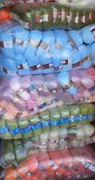 NEW STOCK NO FANCY! 4PLY DK CHUNKY EG. KNITTING CROCHET WOOL/YARN BALLS 1000g! K