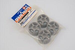Tamiya 50972 Mini Cooper Wheels (4 Pcs) Modélisme