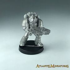 Metal Classic Space Marine with Plasma - Warhammer 40K X1779