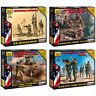 "ZVEZDA Model Kits ""US Modern Soldiers & Light Weapons & Figures, Hot War"""