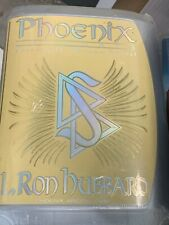 Phoenix Lectures Freeing the Human Spirit  L. Ron Hubbard SCIENTOLOGY sealed