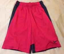 NWT Nike Boy's Size L RED Dri-FIT Basketball Shorts