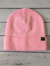 HATER Pink Beanie! New W/Tags!