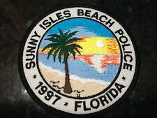 SUNNY ISLES BEACH FLORIDA  SHOULDER PATCH