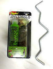 Napier Apex Airglo Wind Direction Checker Puffer Deer Stalking+FREE GAMBREL£9.99