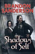 Shadows of Self (Mistborn) by Sanderson, Brandon