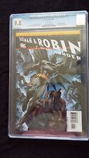 ALL STAR BATMAN AND ROBIN THE BOY WONDER #1 GCC 9.8 / LEE / MILLER / DC COMICS