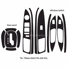 Gear panel Window Switch Decal Sticker For Chevy Spark : THE NEXT SPARK