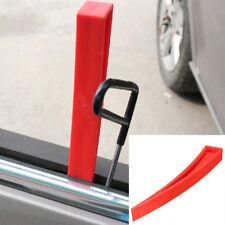 Automotive Plastic Air Pump Wedge Car Window Doors Emergency Entry Tools RED