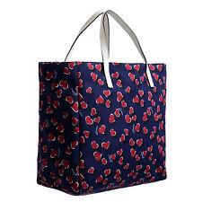 Gucci Women's Leather Trimmed Multi-Color Tote Shoulder Bag Handbag