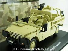RENAULT SHERPA LIGHT MODEL CAR 1:43 SIZE MILITARY ARMY ATLAS EDITION T34Z