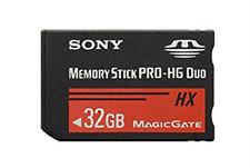 Sony Memory Stick Hx 32Gb - Mshx32B  AC NEW