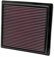 Panel Replacement Filter: 1999-2005 Premium Washable Grand Cherokee and Grand Cherokee II K/&N Engine Air Filter: High Performance 33-2139