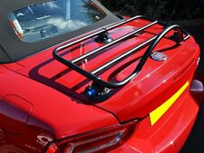 Unique Fiat 124 Spider Luggage Boot Rack ; No Clamps No Brackets No Damage