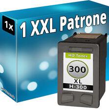 1x REFILL TINTE PATRONEN für HP 300 XL D1660 D2560 D2660 D5500 D5560 F2420 F2480