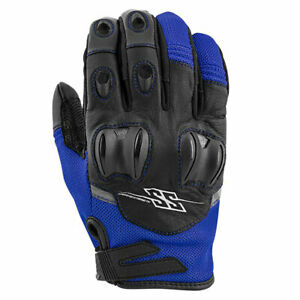 2020 Speed & Strength Power & Glory Leather/Mesh Motorcycle Gloves - Size/Color