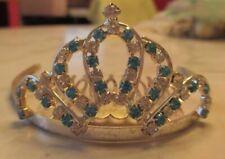 Vintage Rhinestone Doll's Tiara Crown