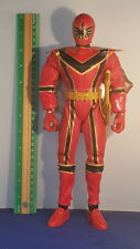 Power Rangers Mystic Force Red Ranger 12 inch Ranger Action Figure Huge Doll Toy