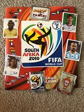 2010 Panini World Cup Soccer Sticker South Africa Choose 10 to complete your set