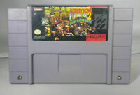 Donkey Kong Country 2 - Nintendo SNES Game Authentic