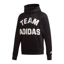 Adidas Vrct Sudadera con Capucha Negro
