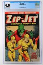 Zip Jet #1 - CGC 4.0 VG - St. John Publication 1953!