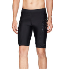 Speedo Men's Mercury Compression Zone Jammer Swimsuit Size L Swimwear