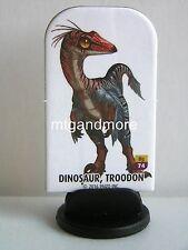 Pathfinder Battles pawns/JETON - #074 Dinosaur, troodon-BESTIARY BOX 5