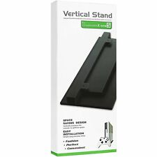 Vented Vertical Stand Dock Holder for Microsoft XBOX ONE S SLIM Console