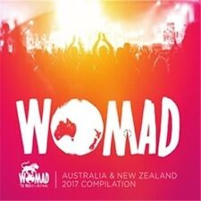 Womad: Australia & New Zealand 2017 Compilation by various artists CD, like new