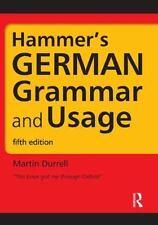 Hammer's German Grammar and Usage, Fifth Edition (German Edition), Durrell, Mart