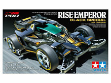 Tamiya Mini 4wd Jr Rise-emperor Black Special MA Chassis 95574 1/32