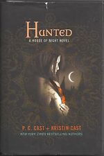 Hunted 5 by P. C Cast and Kristin Cast (2009, Hardcover)