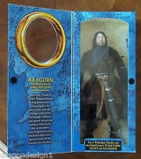 LOTR. 12 INCH ARAGORN SPECIAL EDITION COLLECTOR SERIES. THE RETURN OF THE KING