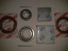 FORD FALCON-FAIRLANE,XR XT XW XY,DRUM/DISC,BUDGET,FRONT 2 WHEEL BEARING KIT 2738