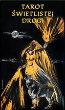 Tarot Swietlistej Drogi -Tarot of The Radiant Path. Rare Cards. Titled Eng & Pol