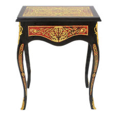 BOULLE FRANCE VERSAILLES BOULLE STYLE SIDE TABLE #MB250