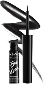 NYX Rpic Wear Metallic Liner in Black Metal