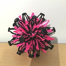 2016 NEW EXPANDABLE TRANSFORMING PINK BLACK SPHERE COLORFUL EXPANDING BALL TOY