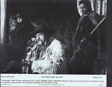 "McCabe & Mrs Miller 1971 8x9.5"" Black & white movie photo #6"