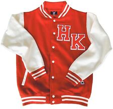 Higher Knowledge Varsity Letterman Jacket  HK Bape BBC Supreme Palace