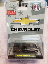 M2 1973 CHEVROLET SILVERADO Custom Deluxe 10 Stars & Stripes MiJo 1/4400